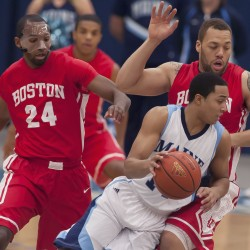 Next stop for UMaine transfer Justin Edwards: Creighton University