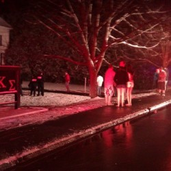 Fraternity members displaced in Orono arson likely out of house through semester's end