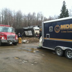 MDEA investigating suspected meth lab in Presque Isle