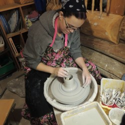 Minister molded a second career through a new pottery style