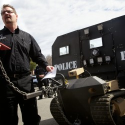 Maine men build tank, stunt drive it for new 'G.I. Joe' movie
