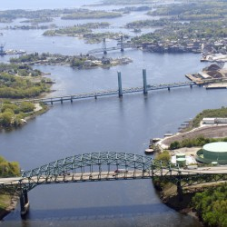 Maine, NH governors look for solutions to crumbling bridges