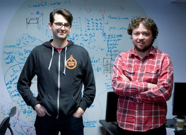 Michael Vance and Wade Brainerd have been working in Portland for Activision, one of the world's largest video game publishers, since 2008. They previously worked for the company in Santa Monica, Calif.