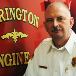 Orrington fire chief confirms he is suspended for two weeks