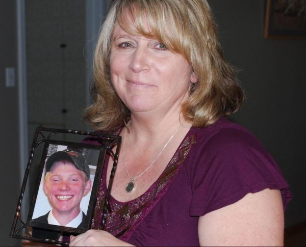 "&quotThere was a lot of great things, a lot of good memories to hold on to,"" Cindy Delano said about the day in 2010 when her son, Steven Delano, was killed in an accident on his way to the Gorham High School prom. The fatal accident occurred in Scarborough on Payne Road."