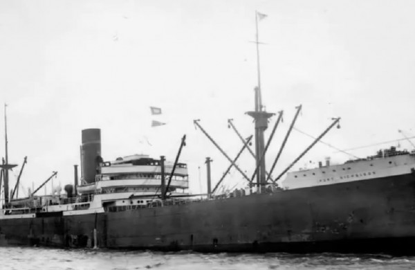 Sub Sea Research LLC, a Portland Maine based company, located a wrecked WWII British freighter, the Port Nicholson. It was carrying a secret cargo of 71 tons of platinum when it was sunk by a German U-Boat off the coast of Cape Cod.