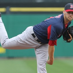 Bard continues to make case for spot as Red Sox starter