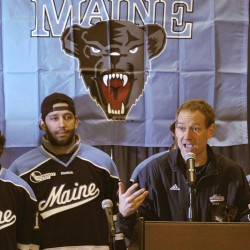 UMaine fires men's hockey coach Tim Whitehead