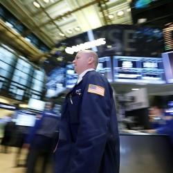 Fears about Gaza, Ukraine turmoil nudge stock market downward