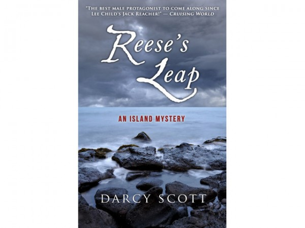 """Reese's Leap: An Island Mystery,"" by Darcy Scott"