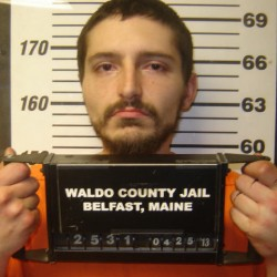 Panhandler arrested in Belfast on fugitive from justice charge