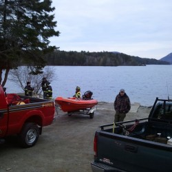 Princeton man's body recovered from lake