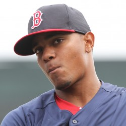Red Sox promote shortstop Bogaerts
