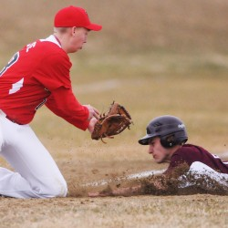 Foxcroft knocks John Bapst from baseball's unbeaten ranks