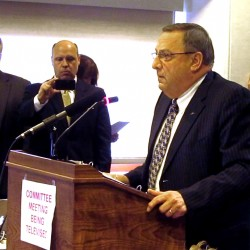 LePage threatens to pull support of tribal commission if secretary of state is involved