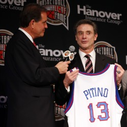Three years after career low point, Pitino back on top