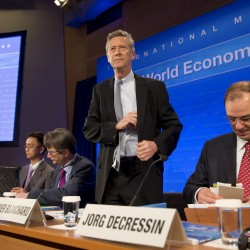 IMF downgrades economic outlook for US, Europe