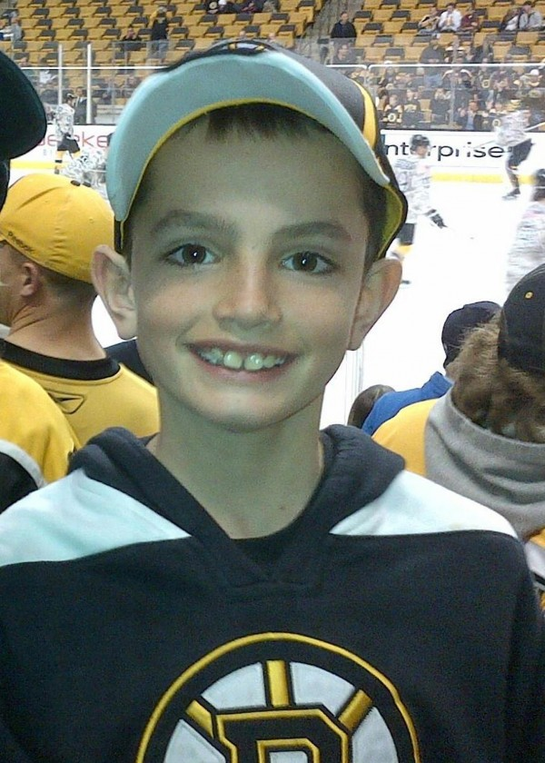 Martin Richard, 8, was killed in the Boston Marathon attacks.