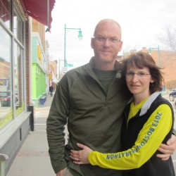 Windham woman says she was knocked over by Boston Marathon blast