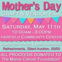 Mother's Day Craft & Vendor Fair