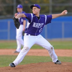 John Bapst scores twice in seventh to edge Hermon for 11th baseball victory