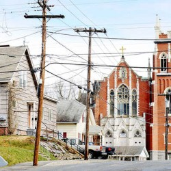 Deteriorating Catholic church in Auburn likely to be torn down