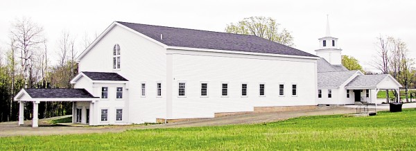Cornerstone Baptist Church in Exeter recently opened a 16,000-square-foot addition to the church.