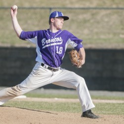 Corliss pitches Hampden Academy past Edward Little, into Class A quarterfinals
