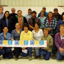 Denim Day at the Houlton Band of Maliseet Indians