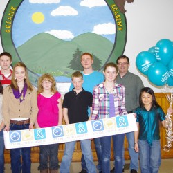 Denim Day at the Greater Houlton Christian Academy