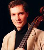 Virtuoso cellist Jan Muller Szeraws of Trio Tremonti joins Hebron Academy for an evening of chamber music featuring Mozart, Dvorak and Shumann on May 3.