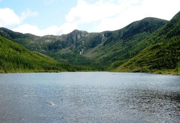 Lac aux Americains, Gaspesie National Park