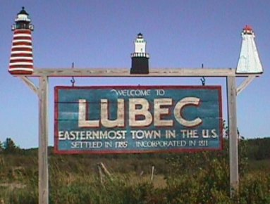 Welcome to Lubec, where gold was &quotfound.&quot