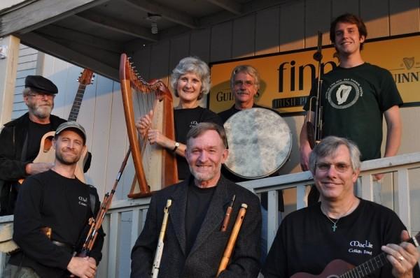 MacLir Ceilidh Band photo by Sarah Joy