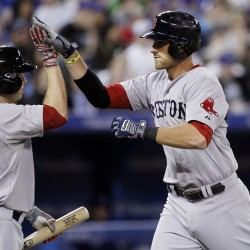 Middlebrooks remains starter despite struggles