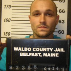 Searsport man charged after allegedly kicking in door, assaulting estranged wife