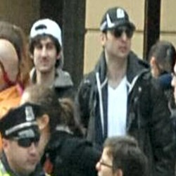 Suspect identified in Boston Marathon bombings