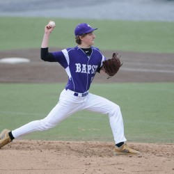 John Bapst baseball team earns doubleheader sweep of Caribou