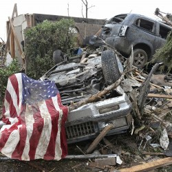 Monster tornado levels suburb of Oklahoma City, killing at least 51