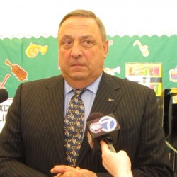 LePage wants educators to step up work, make gains in student achievement