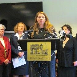 Women legislators urge rejection of bills they label 'anti-choice'