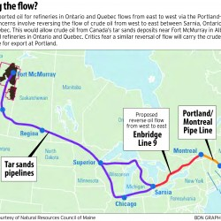 Portland officials grapple with tar sands oil policy while massive protest looms