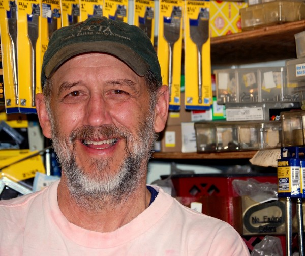 Dave Seward plans to pull the plug in August on Anderson Marine and Hardware in Gouldsboro, a tiny hardware store that he has overseen six days a week for 42 years.