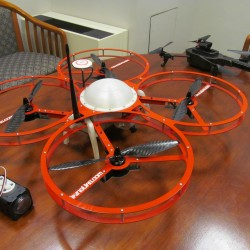 Bill seeks to regulate drones in Maine airspace