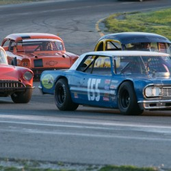 Harrington's Alex Berry makes it two wins in a row in Strictly Streets at Speedway 95