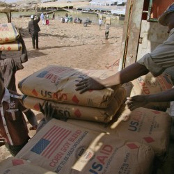 US aid for the hungry would be better spent on food, not shipping