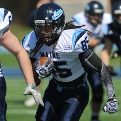 UMaine kicker Decloux named CAA special teams player of week