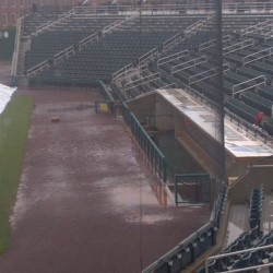 UM baseball postponed because of rain