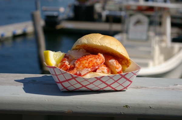 The Clam Shack of Kennebunkport, which produced this lobster roll, claimed the coveted Fan Favorite championship at the 2012 Tasting Table Lobster Roll Rumble. Owner Steve Kingston is returning to New York City this year to defend the title.