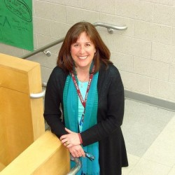 Belfast principal honored with statewide award